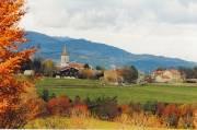 L'automne à Burdignes